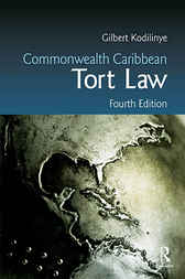 Commonwealth Caribbean Tort Law