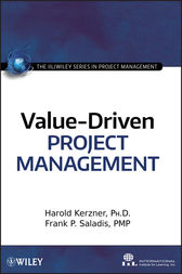 Value-Driven Project Management by Harold Kerzner
