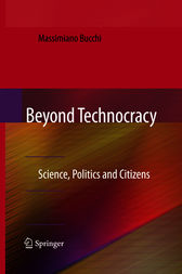 Beyond Technocracy by Massimiano Bucchi
