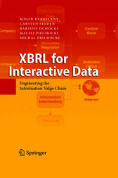 XBRL for Interactive Data by Roger Debreceny