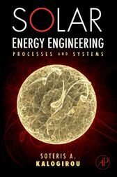 Solar Energy Engineering by Soteris A. Kalogirou
