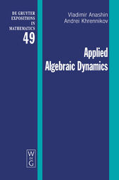 Applied Algebraic Dynamics by Vladimir Anashin