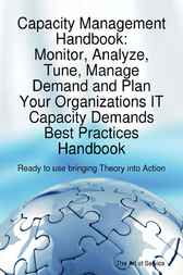 Capacity Management Handbook by Ivanka Menken