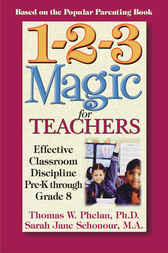 1-2-3 Magic for Teachers by PhD Phelan