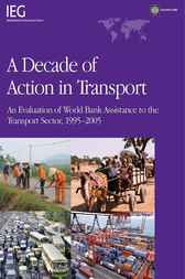 A Decade of Action in Transport by Peter Nigel Freeman