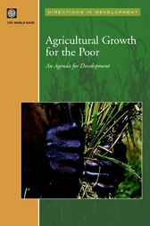 Agricultural Growth for the Poor