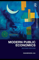 Modern Public Economics Second Edition by Raghbendra Jha