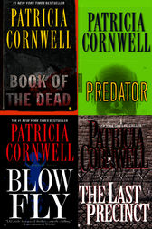 Four Scarpetta Novels by Patricia Cornwell
