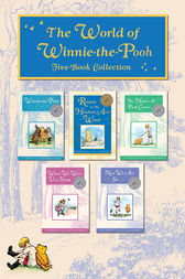 Winnie The Pooh Deluxe Gift Box by A. A. Milne