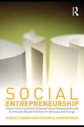 Social Entrepreneurship by Manuel London