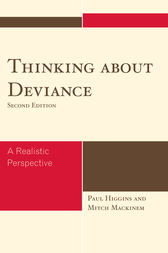 Thinking About Deviance by Paul Higgins
