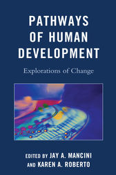 Pathways of Human Development by Jay A. Mancini