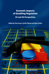 Economic Aspects of Gambling Regulation