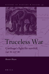 Truceless War by Dexter Hoyos