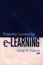 Preparing Learners for e-Learning by George M. Piskurich