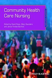 Community Health Care Nursing by David Sines