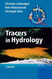 Tracers in Hydrology by Christian Leibundgut