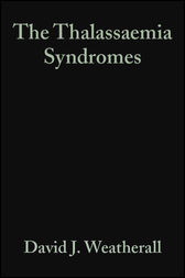 The Thalassaemia Syndromes by David J. Weatherall
