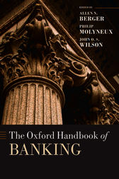 The Oxford Handbook of Banking by Allen N. Berger