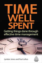 Time Well Spent by Lyndon Jones