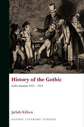 Gothic Literature 1825-1914 by Jarlath Killeen