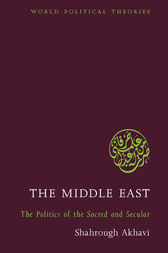 The Middle East by Professor Shahrough Akhavi