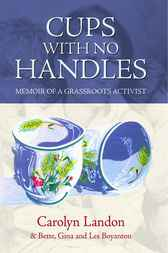 Cups with No Handles by Carolyn Landon