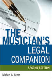 The Musician's Legal Companion