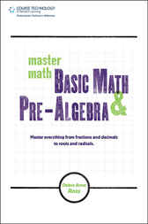 Basic Math and Pre-Algebra by Debra Anne Ross