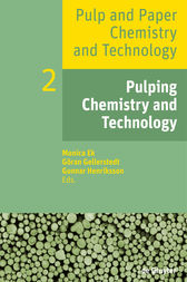 Pulping Chemistry and Technology by Monica Ek
