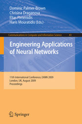Engineering Applications of Neural Networks by Dominic Palmer-Brown