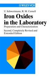 Iron Oxides in the Laboratory by Udo Schwertmann