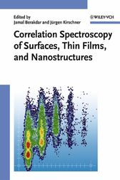 Correlation Spectroscopy of Surfaces, Thin Films, and Nanostructures by Jamal Berakdar