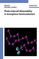 Photo-Induced Metastability in Amorphous Semiconductors
