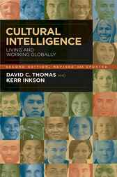Cultural Intelligence by David C. Thomas