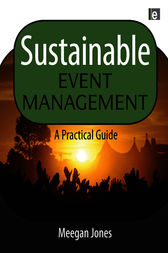 Sustainable Event Management by Meegan Lesley Jones