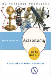 Astronomy Made Simple by Kevin B. Phd Marvel