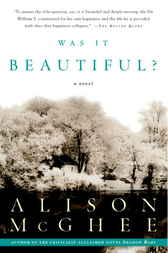Was It Beautiful? by Alison Mcghee