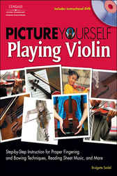 Picture Yourself Playing Violin by Bridgette Seidel