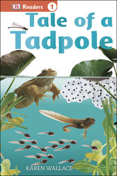 DK Readers L1: Tale of a Tadpole by Karen Wallace