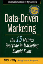 Data-Driven Marketing by Mark Jeffery