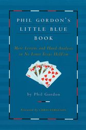 Phil Gordon's Little Blue Book by Phil Gordon