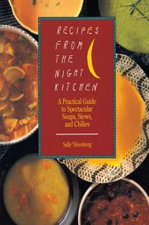 Recipes from the Night Kitchen by Sally Nirenberg