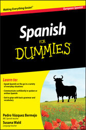 Spanish For Dummies by Pedro Vázquez Bermejo
