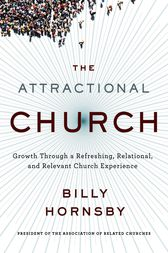 The Attractional Church by Billy Hornsby