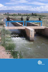 Irrigation Management by M.A.S. Burton
