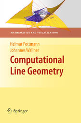 Computational Line Geometry by Helmut Pottmann