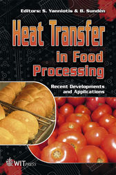 Heat Transfer in Food Processing by S. Yanniotis