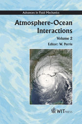 Atmosphere-Ocean Interactions by W. Perrie