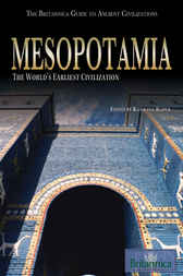 Mesopotamia by Britannica Educational Publishing;  Kathleen Kuiper